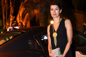 Lena Headey Maserati Arrivals at Ischia Global Fest: Day 5