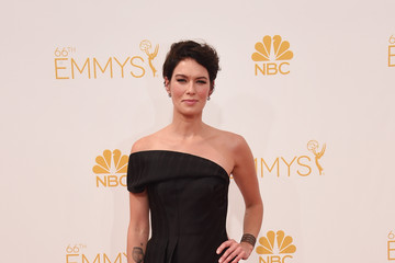 Lena Headey Arrivals at the 66th Annual Primetime Emmy Awards — Part 2