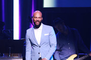 Common performs onstage at the Lena Horne Prize Event Honoring Solange Knowles Presented by Salesforce at the Town Hall on February 28, 2020 in New York City.