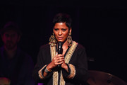 Tamron Hall speaks onstage at the Lena Horne Prize Event Honoring Solange Knowles Presented by Salesforce at the Town Hall on February 28, 2020 in New York City.