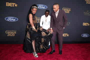 Lena Waithe BET Presents The 51st NAACP Image Awards - Red Carpet
