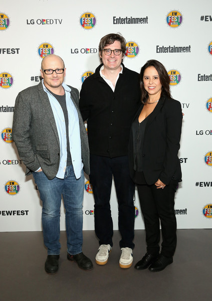 Entertainment Weekly's First- Ever 'EW Fest,' Presented by LG OLED TV