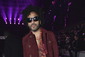 Lenny Kravitz 2016 Victoria's Secret Fashion Show in Paris - Front Row