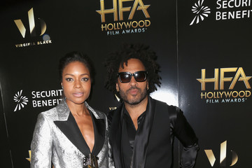 Lenny Kravitz 20th Annual Hollywood Film Awards - Press Room