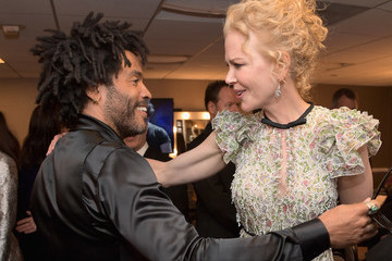 Lenny Kravitz Hollywood Film Awards -  Green Room