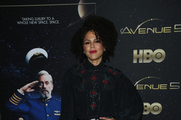 "Lenora Crichlow Premiere Of HBO's ""Avenue 5"" - Arrivals"