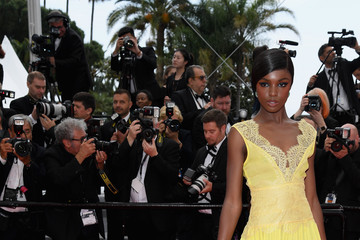 Leomie Anderson 'Yomeddine' Red Carpet Arrivals - The 71st Annual Cannes Film Festival