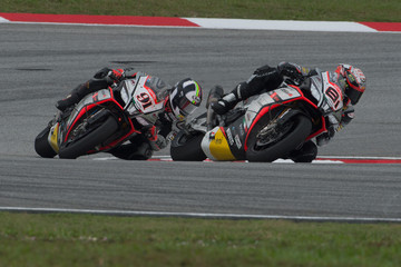 Leon Haslam FIM Superbike World Championship - Race