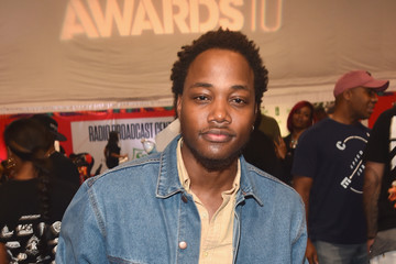 Leon Thomas III 2018 BET Awards Radio Remotes - Day 2