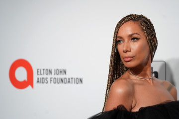 Leona Lewis 28th Annual Elton John AIDS Foundation Academy Awards Viewing Party Sponsored By IMDb, Neuro Drinks And Walmart - Arrivals