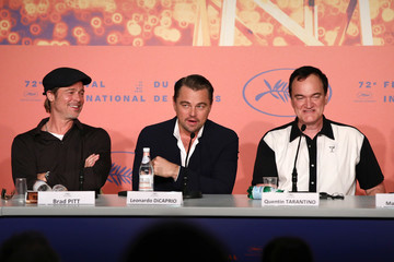"""Leonardo DiCaprio """"Once Upon A Time In Hollywood"""" Press Conference - The 72nd Annual Cannes Film Festival"""