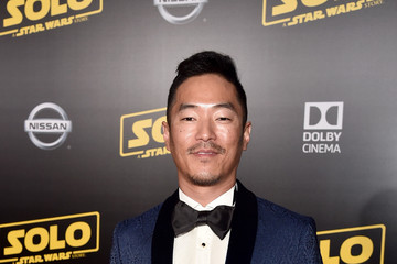 Leonardo Nam Stars And Filmmakers Attend The World Premiere Of 'Solo: A Star Wars Story' In Hollywood