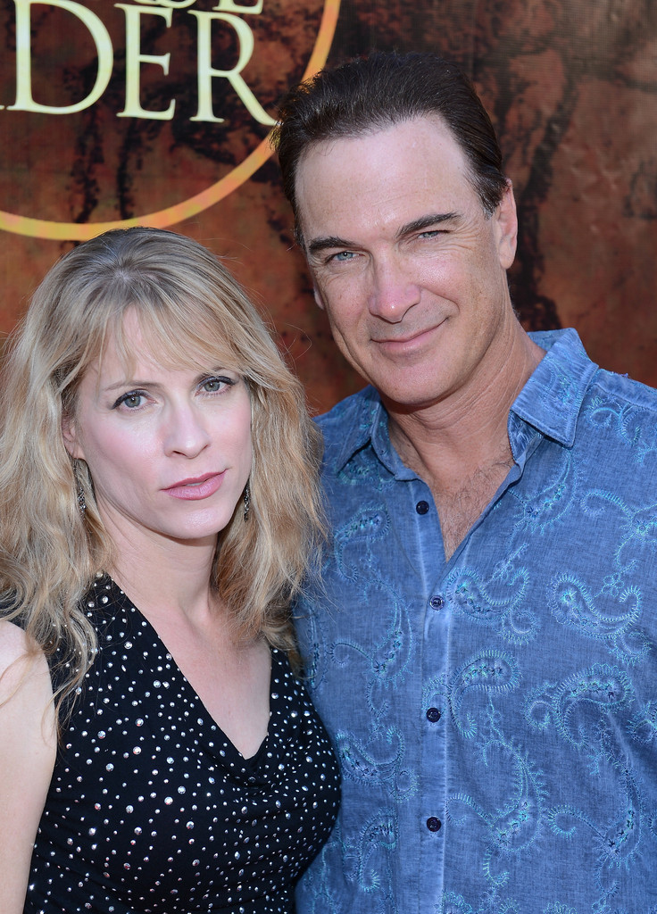 Patrick Warburton and Cathy Jennings Photos Photos ...