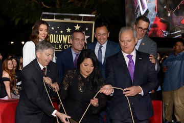 Leron Gubler Selena Quintanilla Honored Posthumously With Star On The Hollywood Walk Of Fame
