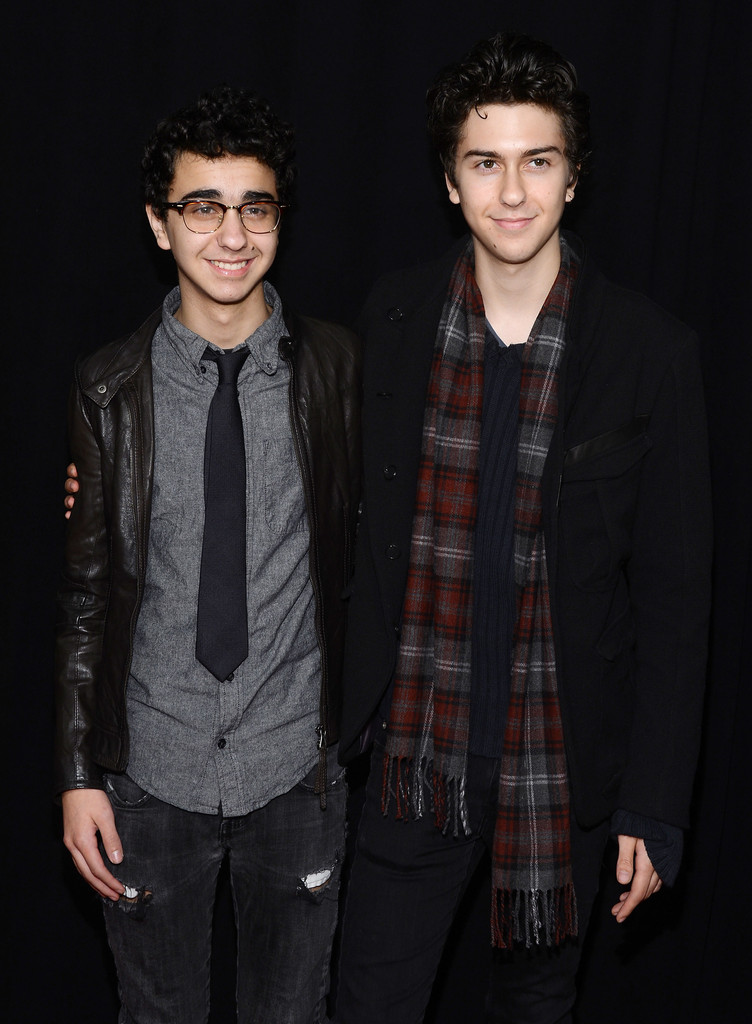Alex wolff then and now