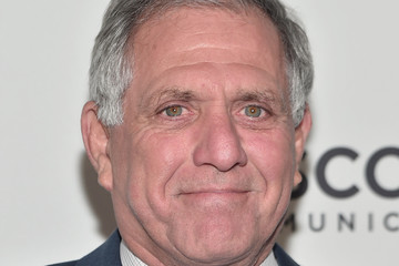 Les Moonves The Natural Resources Defense Council Presents 'NRDC's Night of Comedy' Benefit With Seth Meyers, John Oliver, George Lopez, Mike Birbiglia and Hasan Minhaj