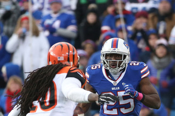 Lesean Mccoy Cincinnati Bengals v Buffalo Bills