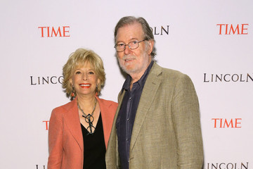 Lesley Stahl TIME's Screening Of Lincoln And Q & A With Steven Spielberg And Daniel-Day Lewis