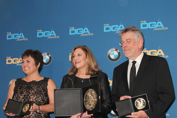 Lesli Linka Glatter 67th Annual Directors Guild Of America Awards - Press Room