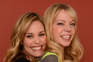 Photo of Leslie Bibb & her Sister   Christa Bibb