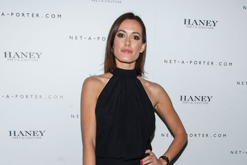 Leslie Coutterand Arrivals at the Haney Launch Party