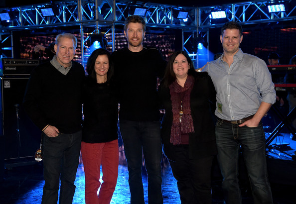 CMT Ultimate Kickoff Party Rehearsals