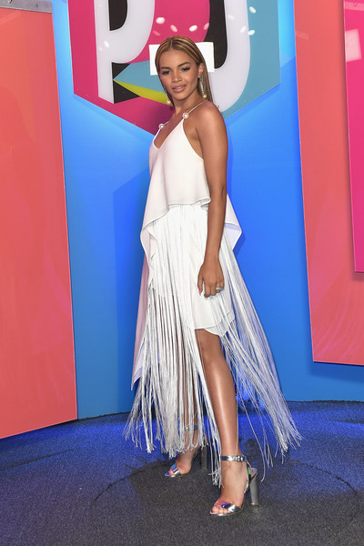 Univision's 'Premios Juventud' 2017 Celebrates the Hottest Musical Artists and Young Latinos Change-Makers - Arrivals