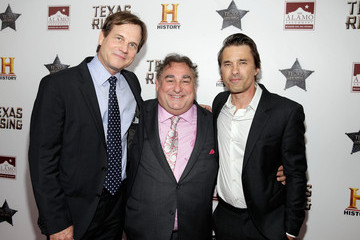 Leslie Greif HISTORY Celebrates Epic New Miniseries 'Texas Rising' With Red Carpet at the Alamo