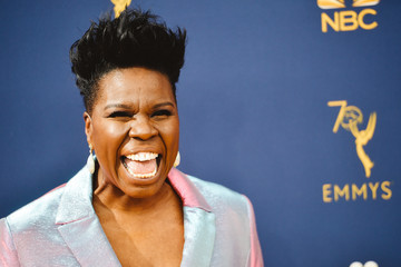 Leslie Jones 70th Emmy Awards - Creative Perspective