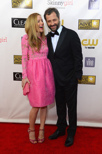 Leslie Mann - 18th Annual Critics' Choice Movie Awards - Arrivals