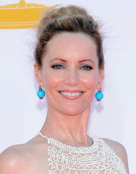 Leslie Mann - 64th Annual Primetime Emmy Awards - Arrivals