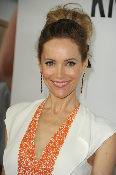 "Leslie Mann - Premiere Of Universal Pictures' ""This Is 40"" - Red Carpet"