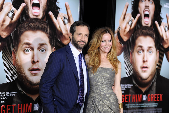 Leslie Mann - Premiere Of Universal Pictures'