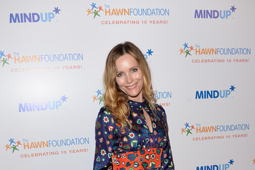 "Leslie Mann Goldie Hawn's Inaugural ""Love In For Kids"" Benefiting The Hawn Foundation's MindUp Program Transforming Children's Lives For Greater Success - Red Carpet"