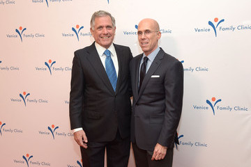 Leslie Moonves Venice Family Clinic's 33rd Annual Silver Circle Gala - Red Carpet