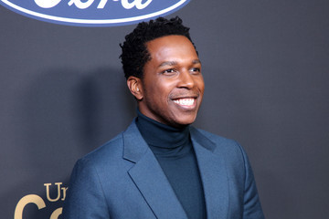 Leslie Odom Jr. BET Presents The 51st NAACP Image Awards - Press Room