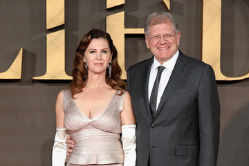 Leslie Zemeckis 'Allied' - UK Premiere - Red Carpet Arrivals
