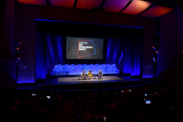 Lester Holt Vanity Fair's 6th Annual New Establishment Summit - Day 1
