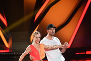 """Isabel Edvardsson and Benjamin Piwko perform on stage during the 2nd show of the 12th season of the television competition """"Let's Dance"""" on March 29, 2019 in Cologne, Germany."""