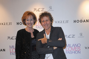 Letizia Moratti Duran Duran Dinner And Concert - Milan Fashion Week Womenswear Autumn/Winter 2011