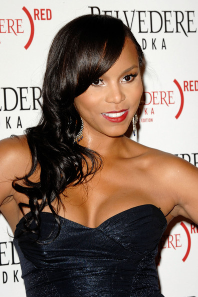 LeToya Luckett dating asian