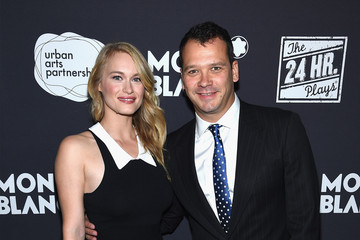 Leven Rambin Montblanc Presents: 14th Annual The 24 Hour Plays On Broadway To Benefit Urban Arts Partnership - After Party
