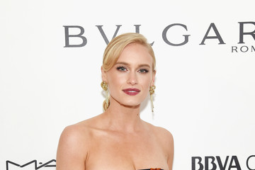 Leven Rambin 26th Annual Elton John AIDS Foundation Academy Awards Viewing Party sponsored by Bulgari, celebrating EJAF and the 90th Academy Awards - Red Carpet
