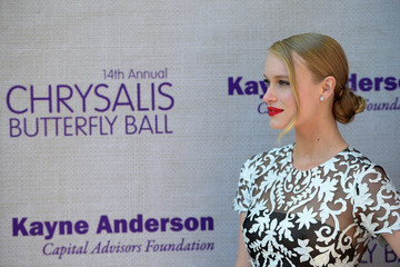 Leven Rambin 14th Annual Chrysalis Butterfly Ball Sponsored By Audi, Kayne Anderson, Lauren B. Beauty And Z Gallerie - Red Carpet