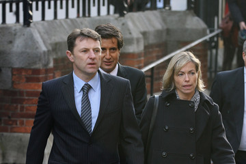 Gerry McCann The Leveson Inquiry Continues Into Culture, Practices And Ethics Of The Press