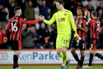 Lewis Cook AFC Bournemouth v Stoke City - Premier League