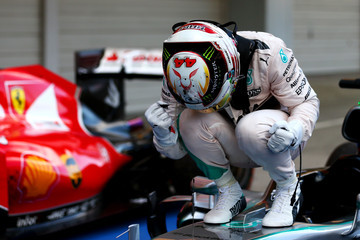 Lewis Hamilton F1 Grand Prix of Japan