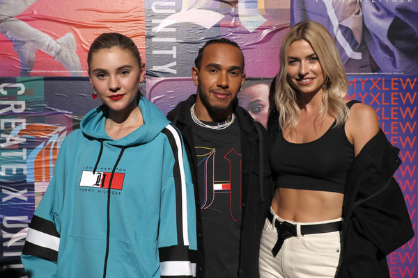 d23241371d7 Tommy Hilfiger CREATE X UNITY Launch Event With Lewis Hamilton In Berlin