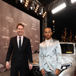 Lewis Hamilton Red Carpet - 2020 Laureus World Sports Awards - Berlin