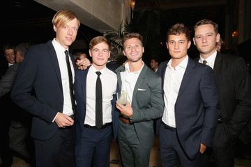 Lewis Pullman Hulu's 2018 Emmy Party